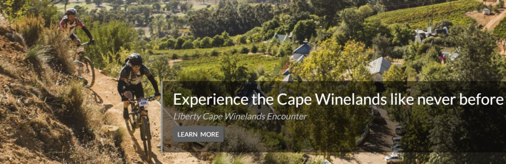 Cape Winelands MTB Encounter