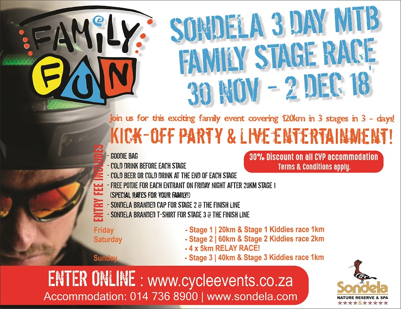 Sondela Family Stage Race