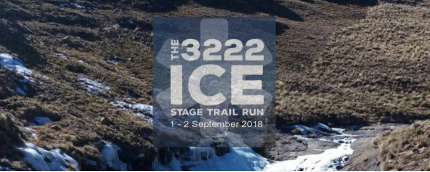 The 3222 Ice Stage Trail Run