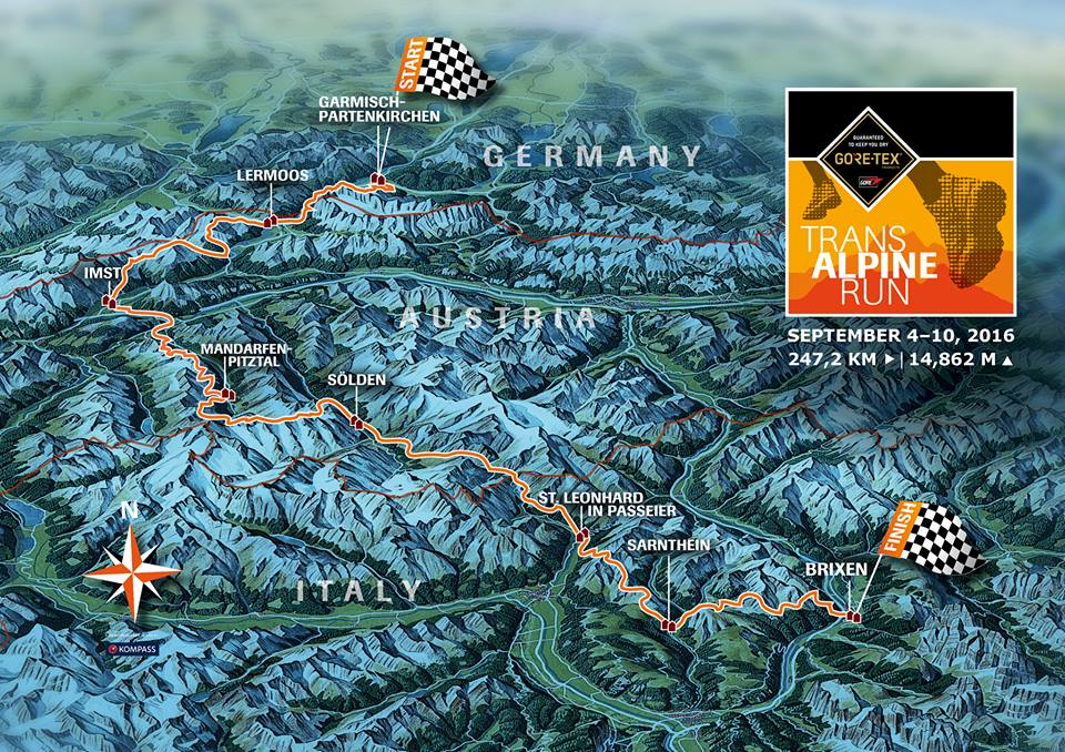 Trans Alpine Run